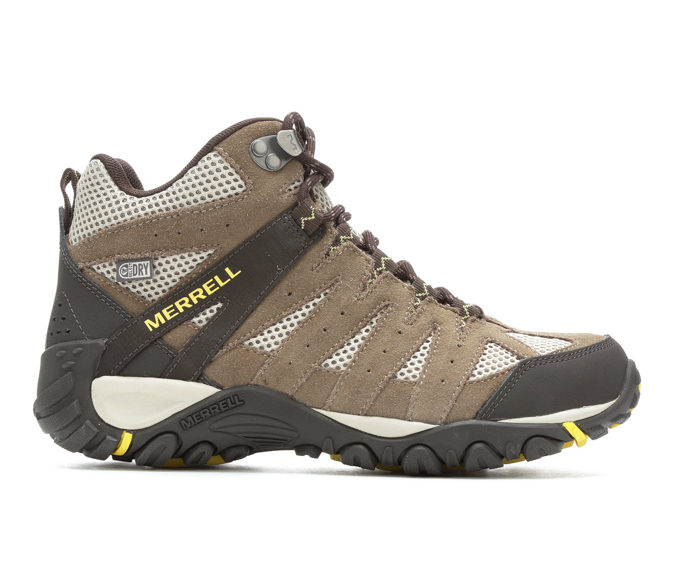 Merrell Accentor 2 mid WP Women's Shoe (Brown Leather)