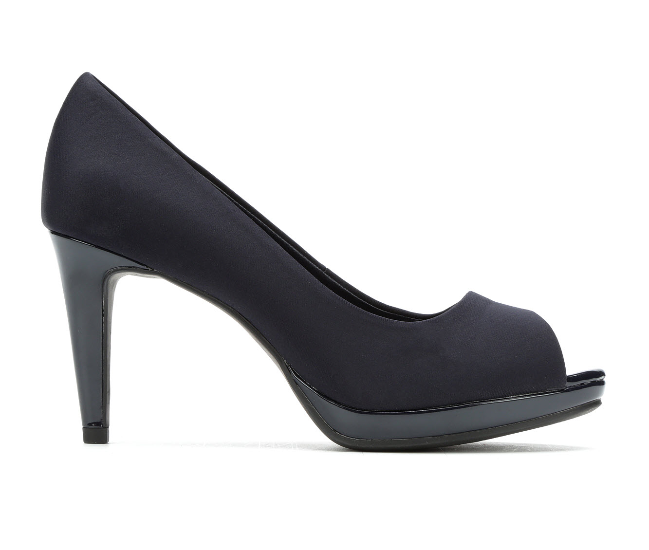 Bandolino Baccanti Women's Dress Shoe (Blue Canvas)