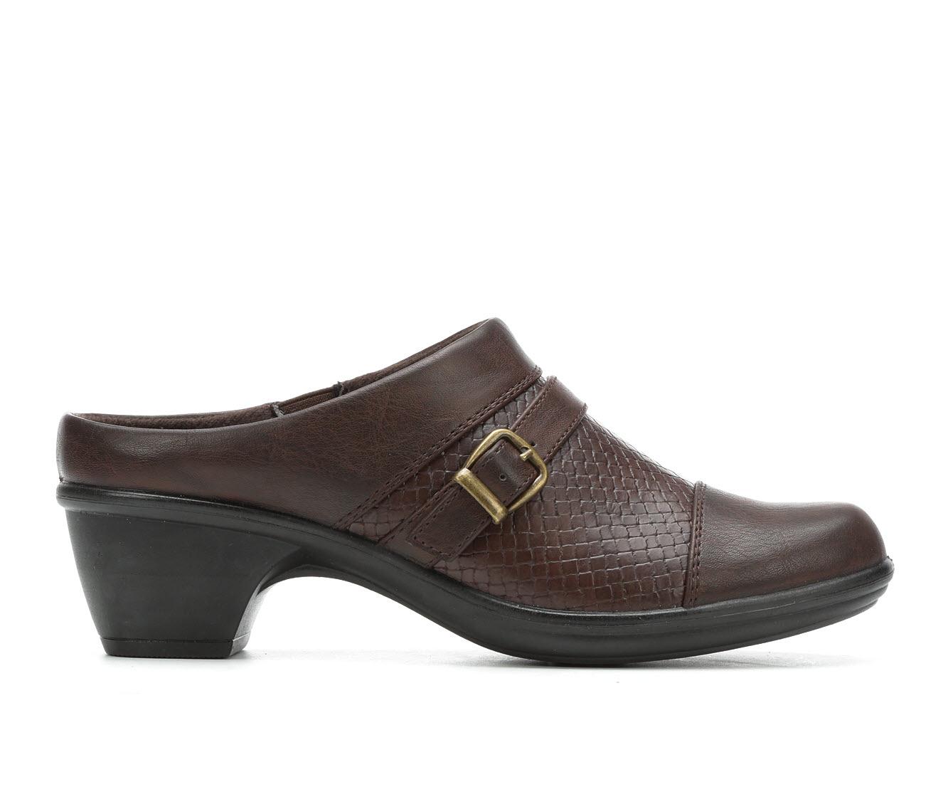 Easy Street Cleveland II Women's Shoe (Brown Faux Leather)