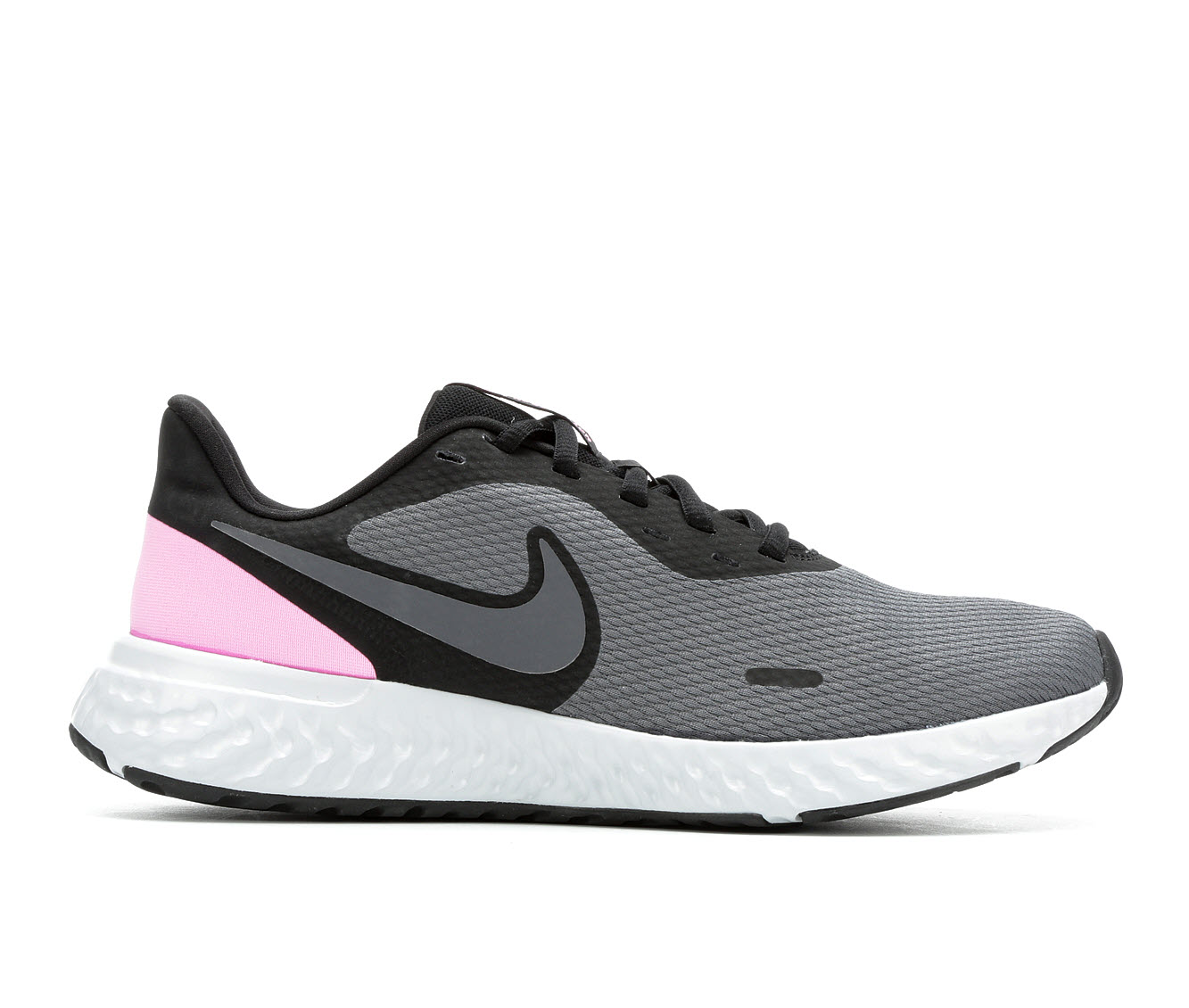 Nike Revolution 5 Women's Athletic Shoe (Black)