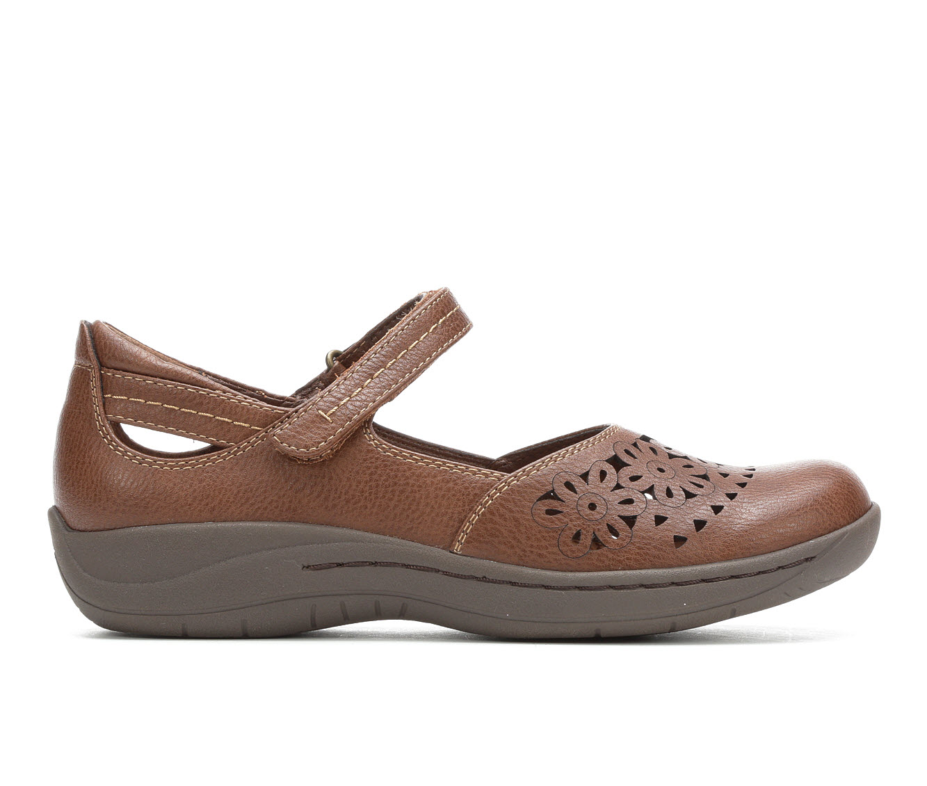 Baretraps Jennings Women's Shoe (Brown Faux Leather)