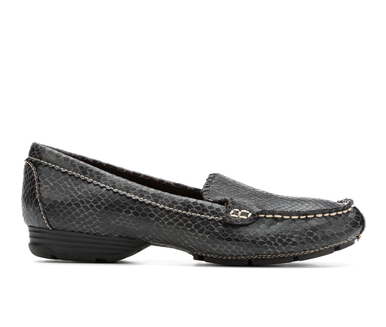 Baretraps Ownah Women's Shoe (Black Faux Leather)