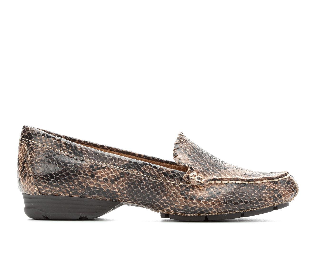 Baretraps Ownah Women's Shoe (Brown Faux Leather)