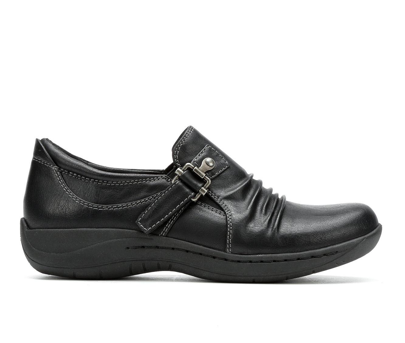 Baretraps Jemma Women's Shoe (Black Faux Leather)