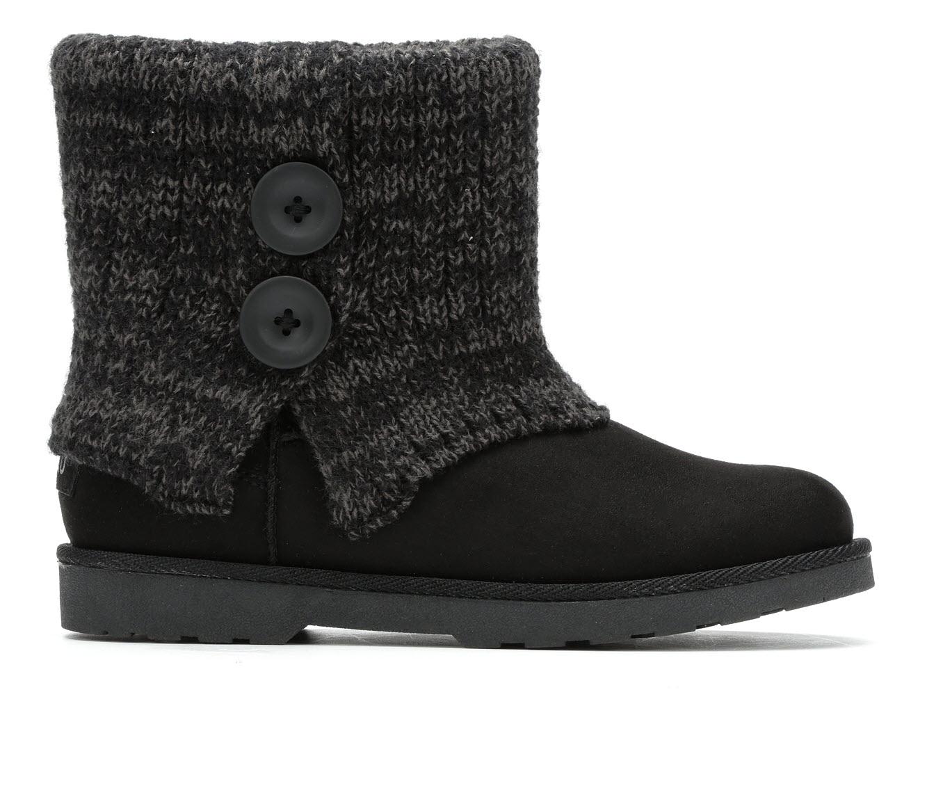 Makalu Dacia Women's Boot (Black Canvas)