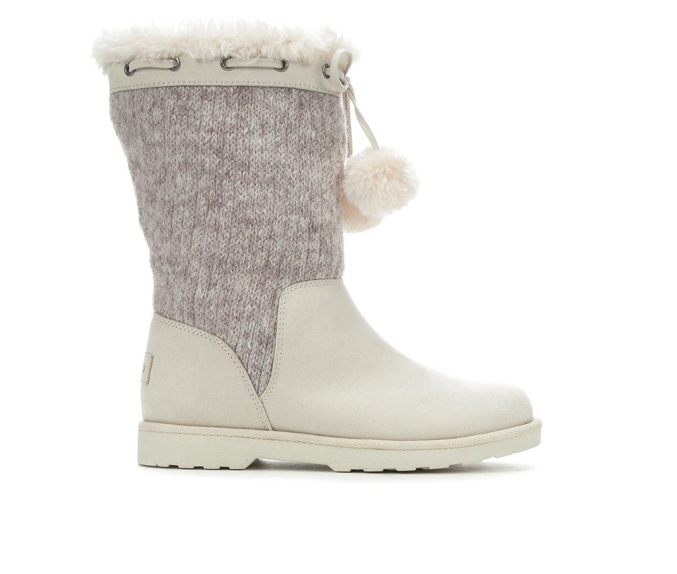 Makalu Mahal Women's Boot (White Canvas)