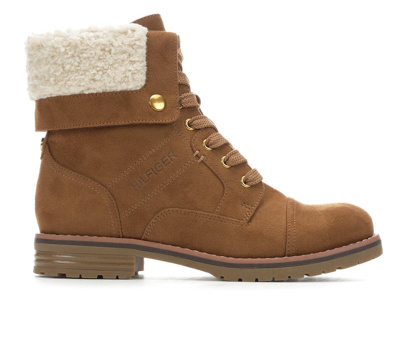 Tommy Hilfiger Oray 2 Women's Boots (Beige - Canvas)