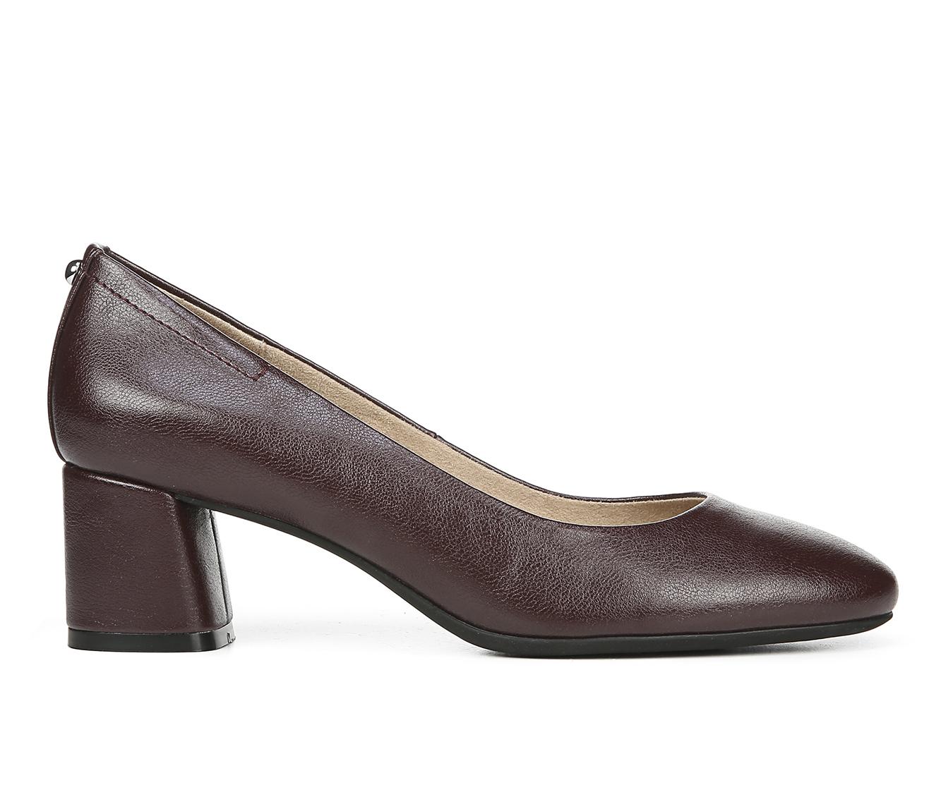 LifeStride Josie Women's Dress Shoe (Red Faux Leather)