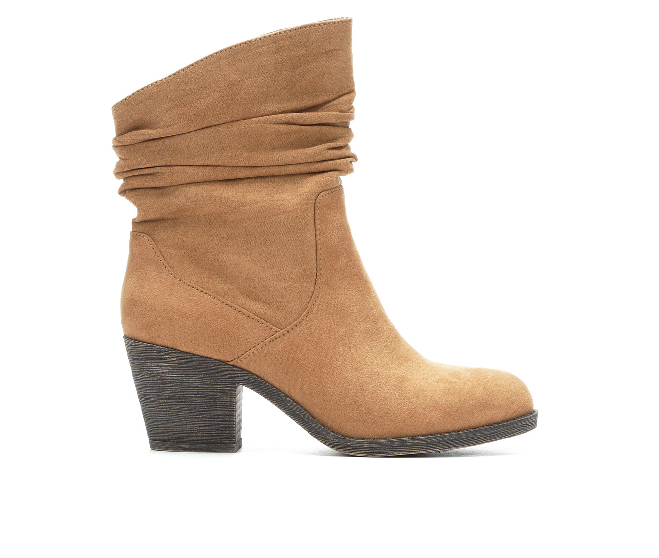 Rocket Dog Sassily Women's Boot (Beige Faux Leather)