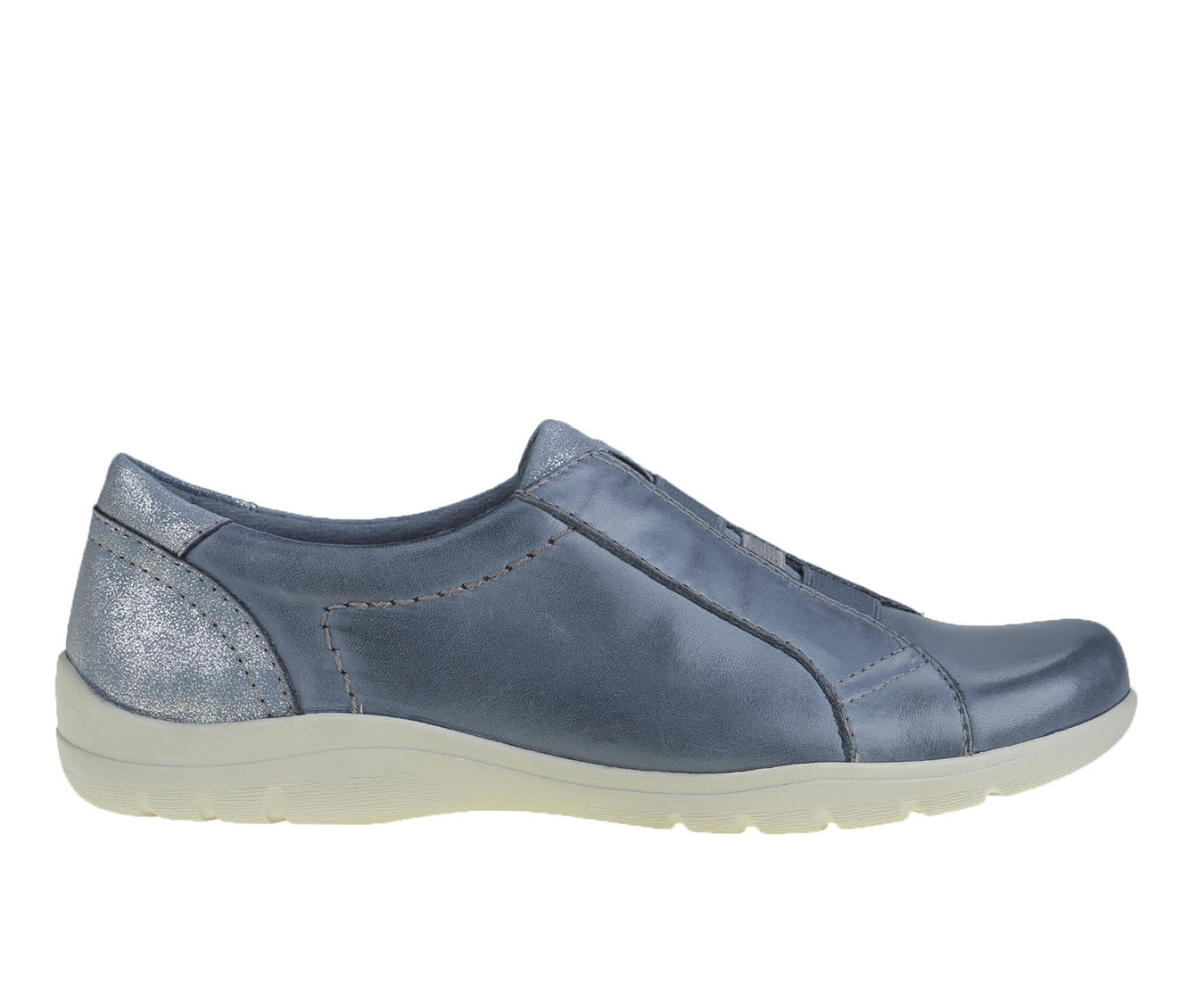 Earth Origins Rapid Toma Women's Shoe (Blue Leather)