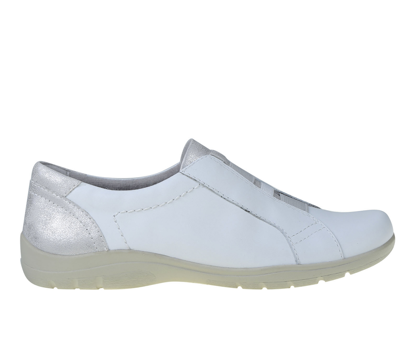 Earth Origins Rapid Toma Women's Shoe (White Leather)