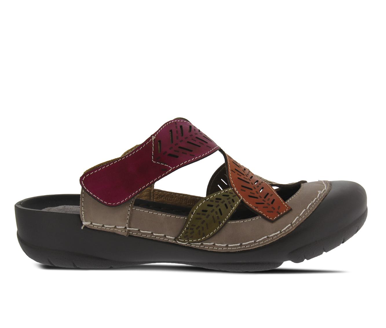L'Artiste Jexa Women's Shoe (Gray Leather)