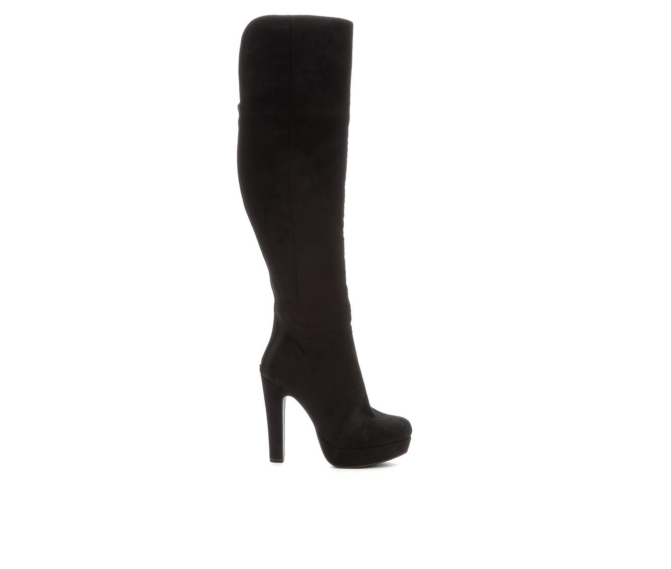 Y-Not Mala Women's Boot (Black Faux Leather)