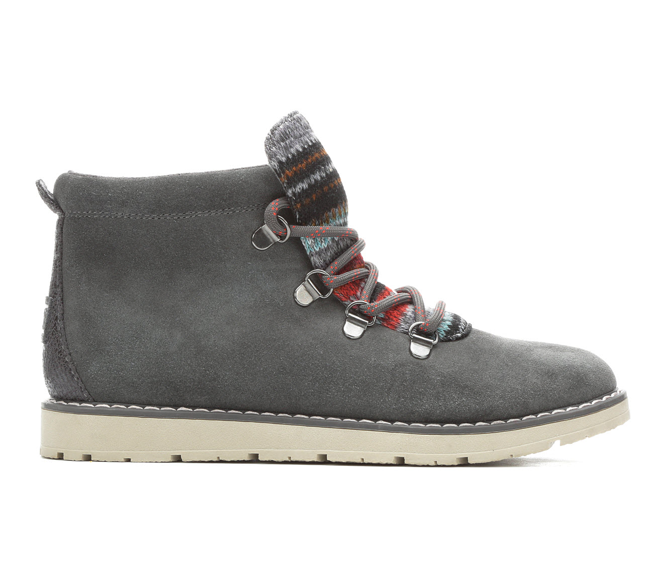 BOBS Alpine S'mores Women's Boots (Gray - Canvas)