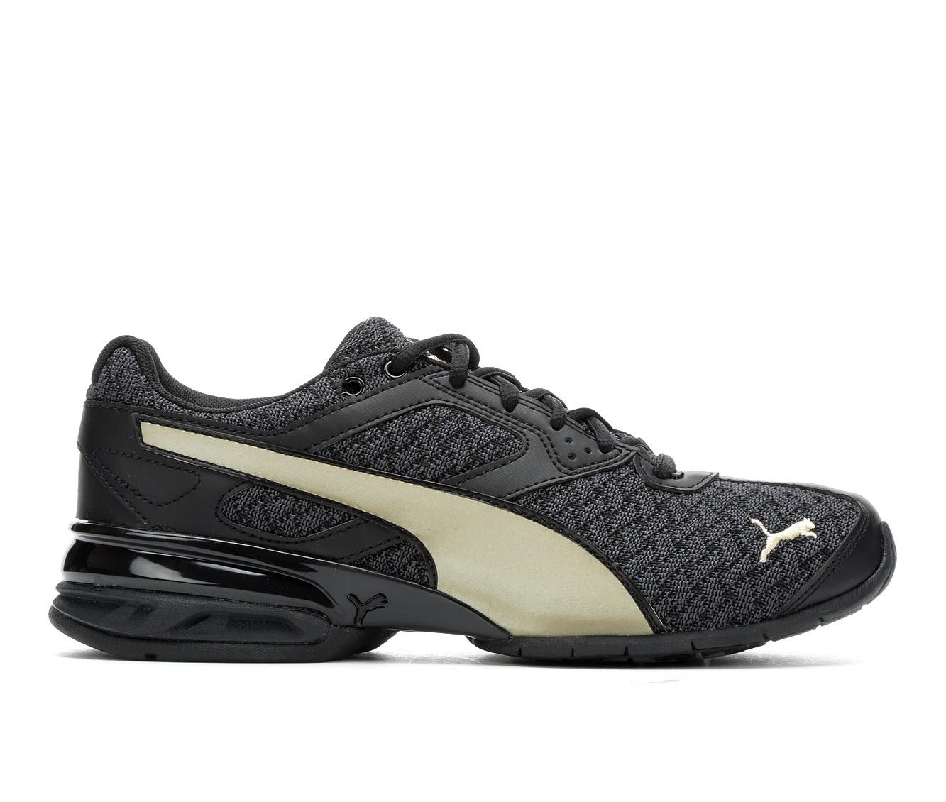 Puma Tazon 6 Luxe Women's Athletic Shoe (Black)