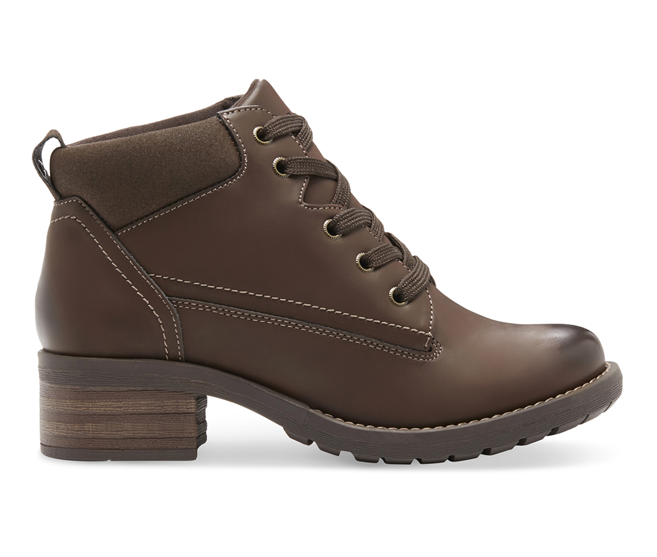 Eastland Bandana Women's Boot (Brown Faux Leather)