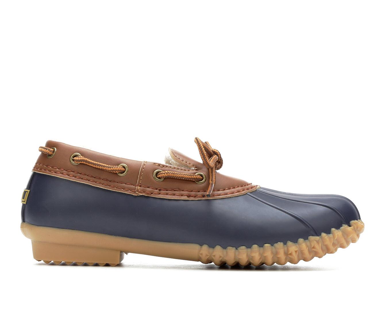 JBU by Jambu Gwen Women's Shoe (Blue Faux Leather)