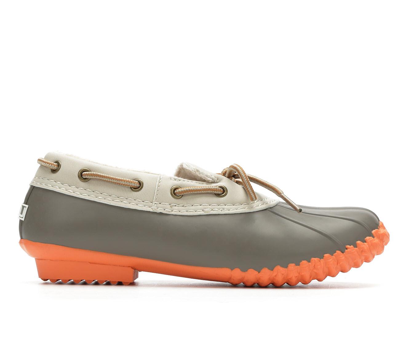 JBU by Jambu Gwen Women's Shoe (Brown Faux Leather)
