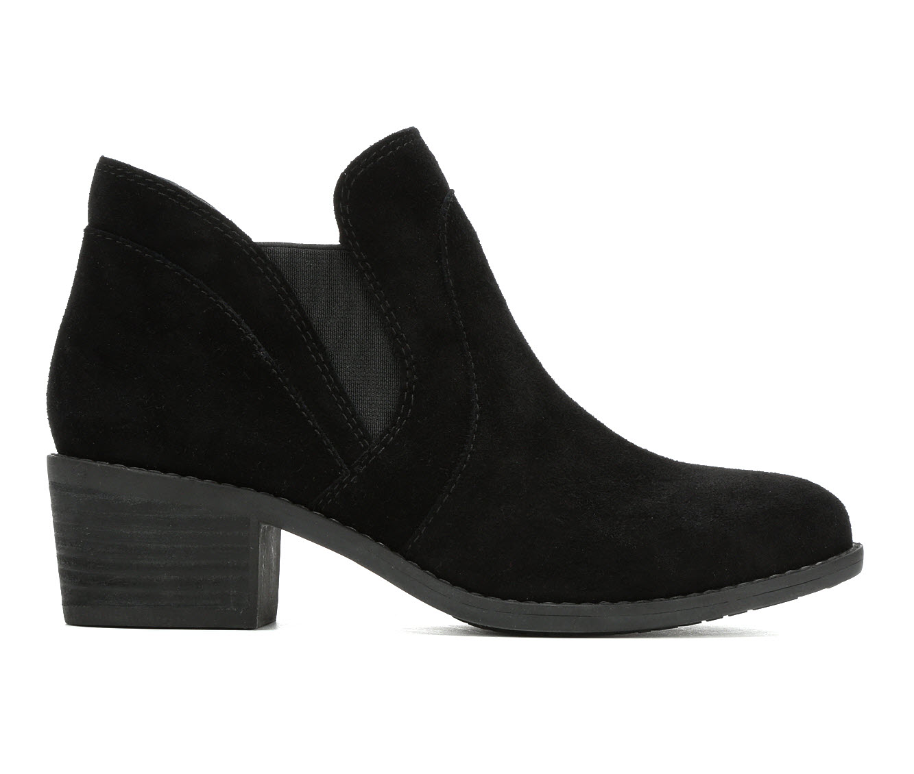 Me Too Zayne Women's Boots (Black - Suede)