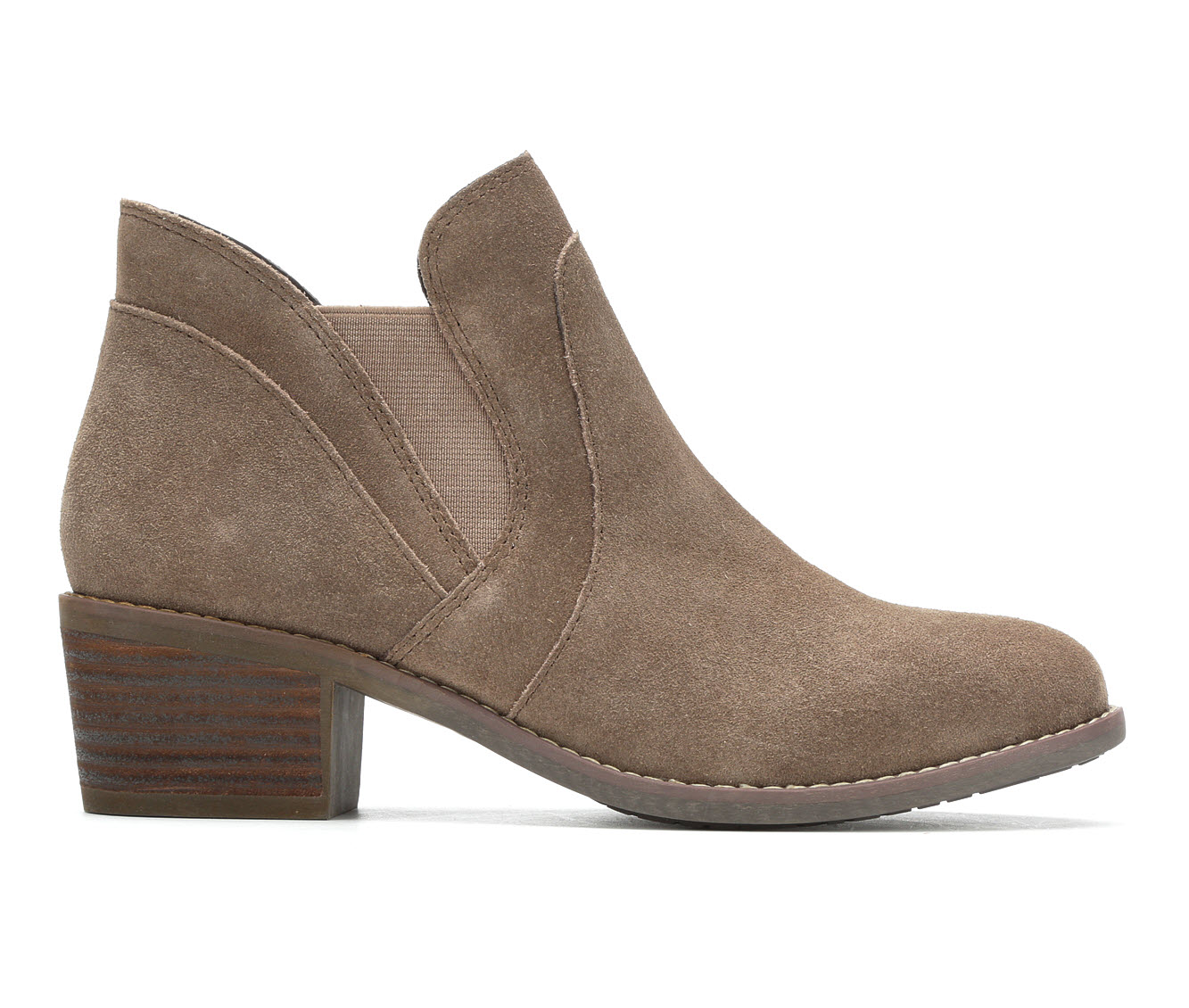 Me Too Zayne Women's Boots (Brown - Suede)