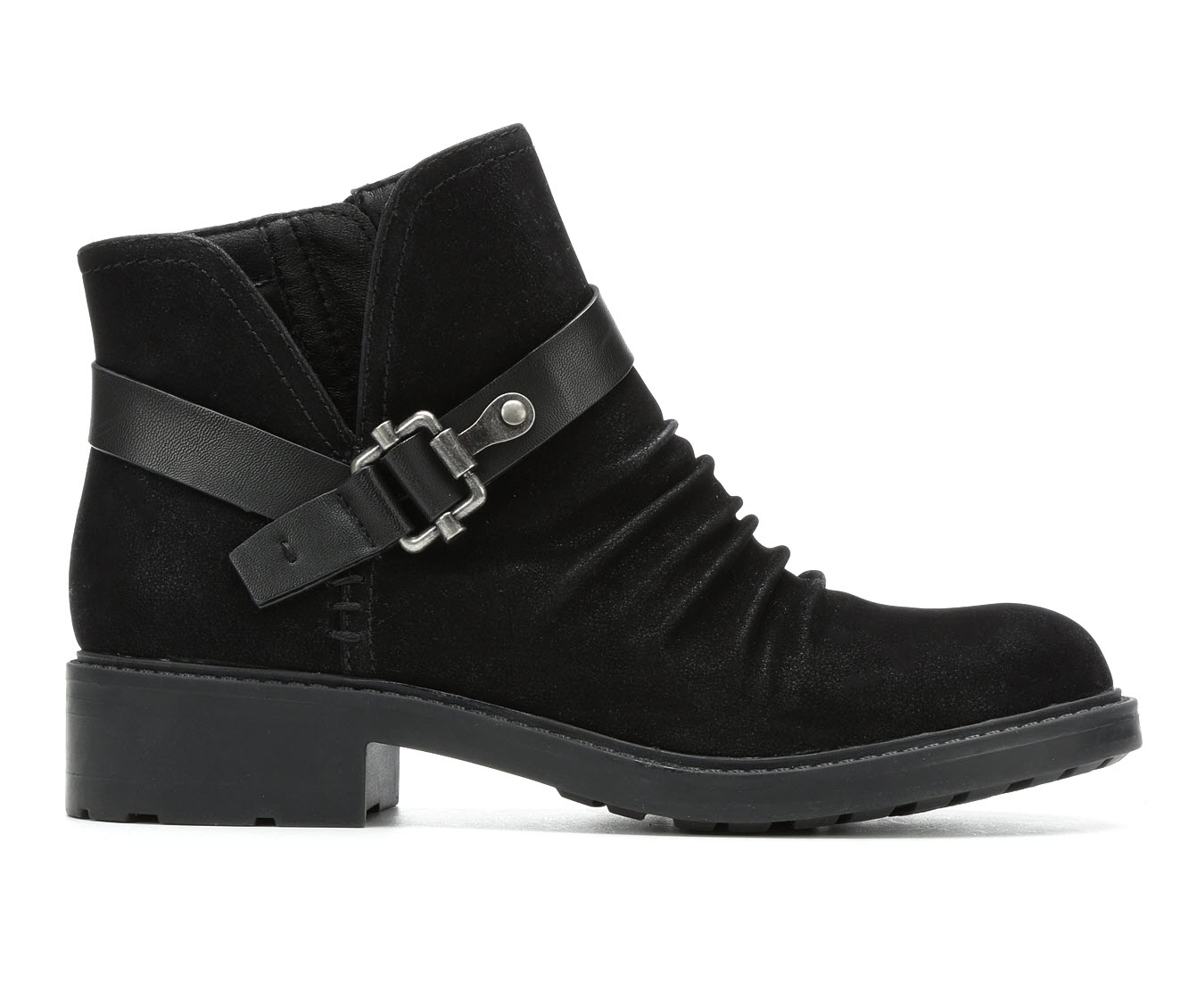 Baretraps Chrisa Women's Boot (Black Canvas)