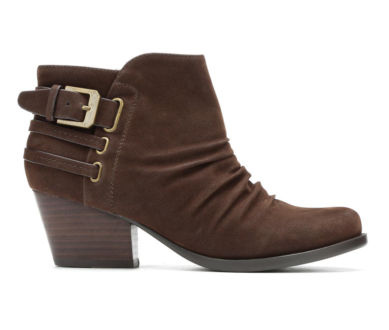 Baretraps Remming Women's Boot (Brown Canvas)
