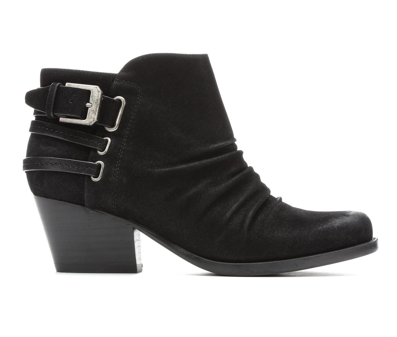 Baretraps Remming Women's Boot (Black Canvas)