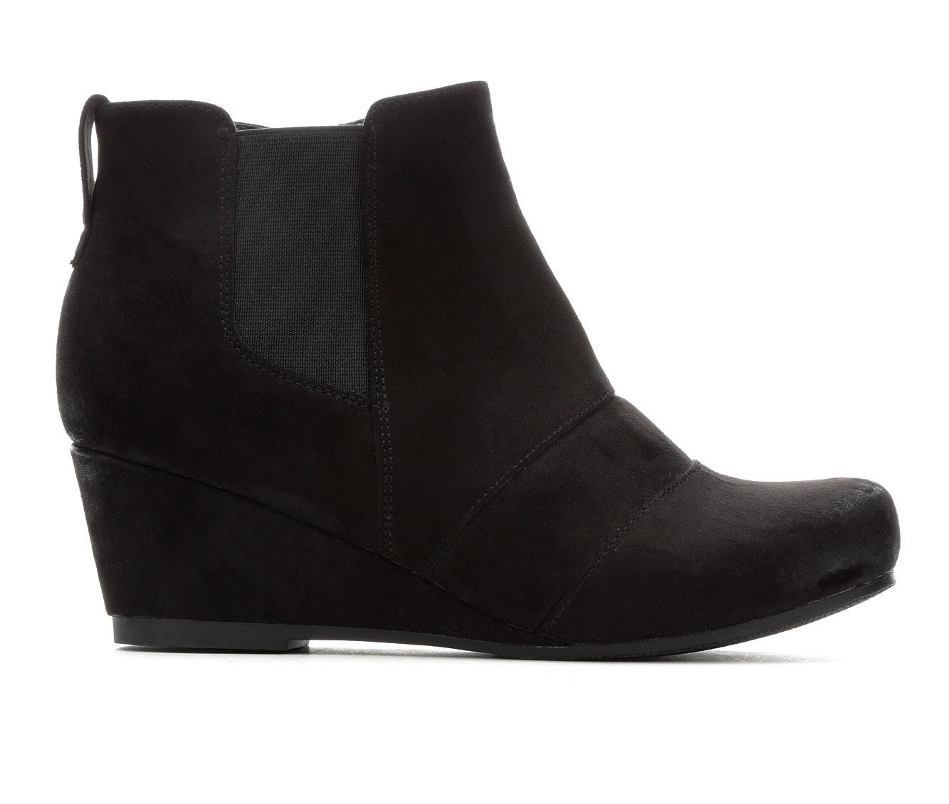 Axxiom Dreena Women's Boots (Black - Canvas)