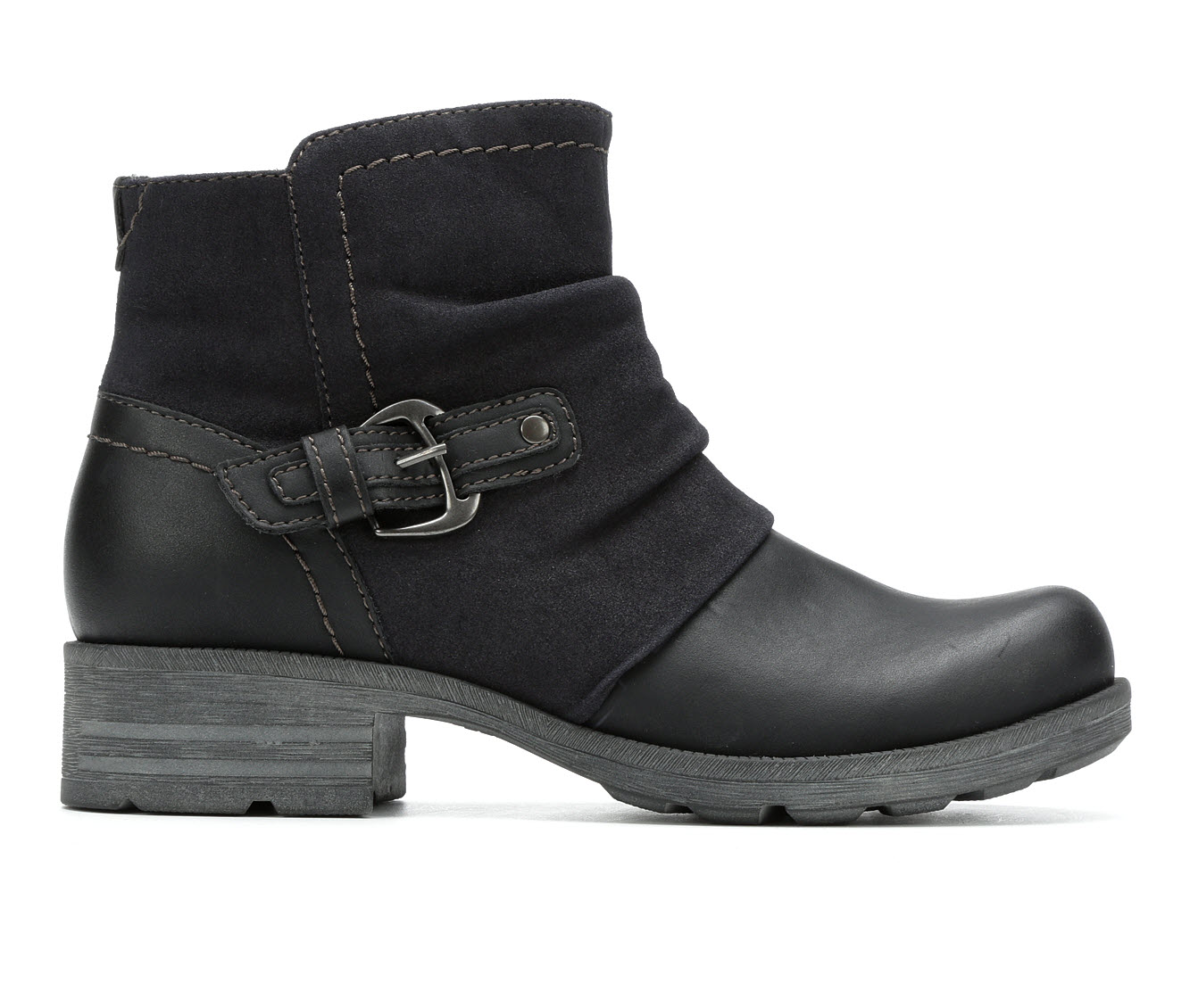 Earth Origins Randi Rona Women's Boots (Black - Faux Leather)