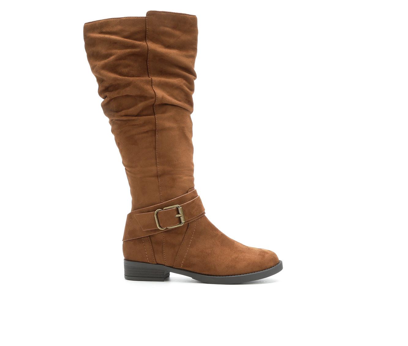 Unr8ed Darius Women's Boot (Brown Canvas)