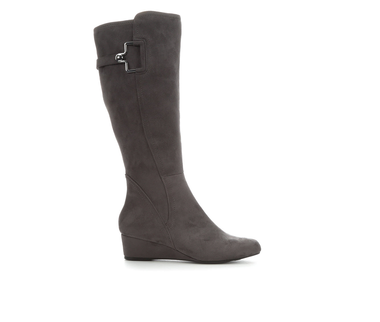 Impo Garrett Women's Boot (Gray Canvas)