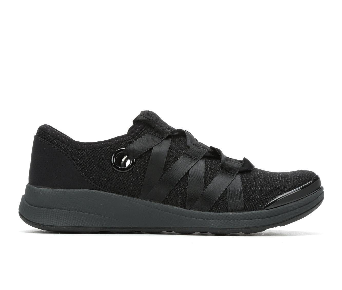 BZEES Inspire Women's Shoe (Black Canvas)