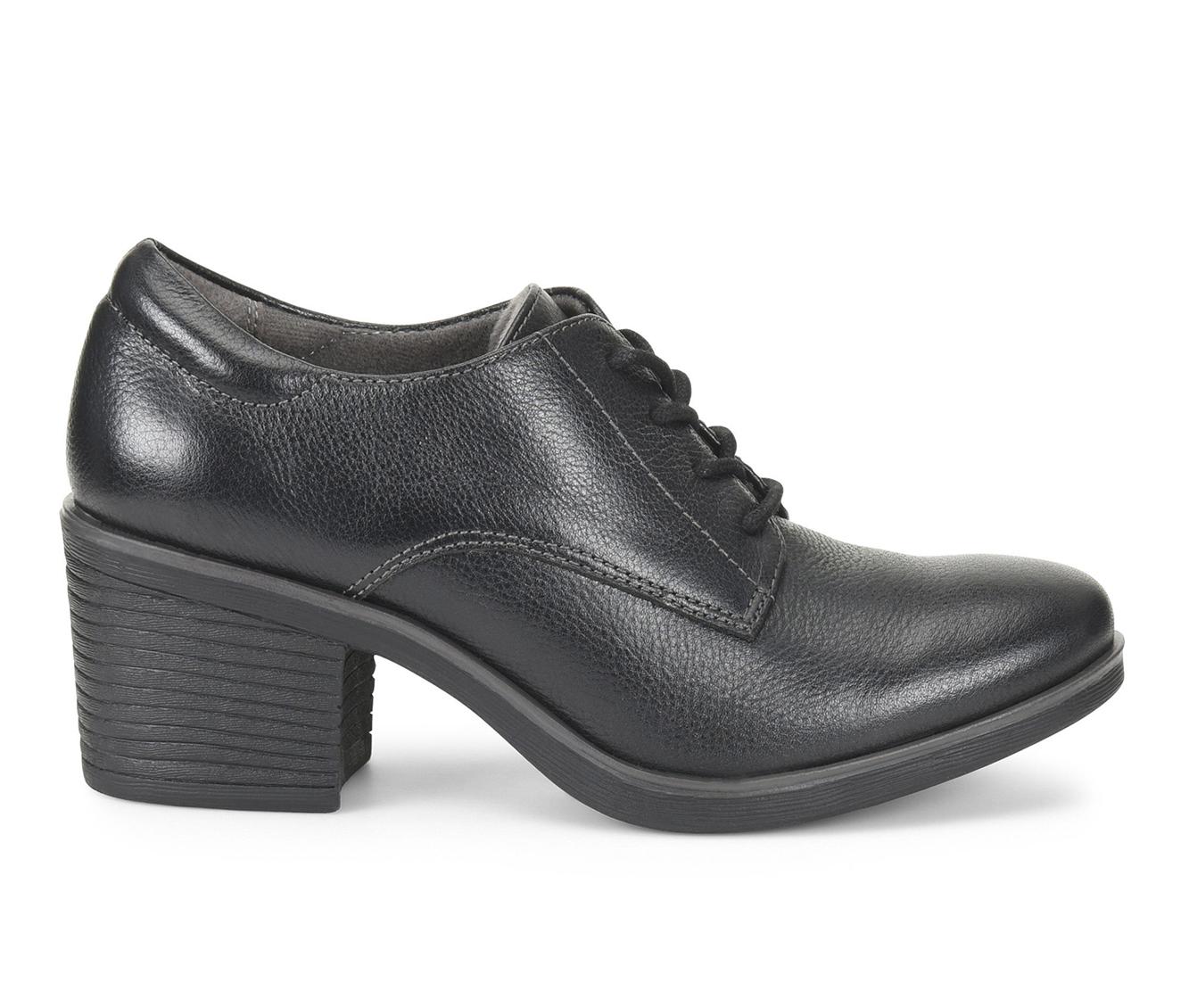 EuroSoft Jules Women's Shoe (Black Leather)