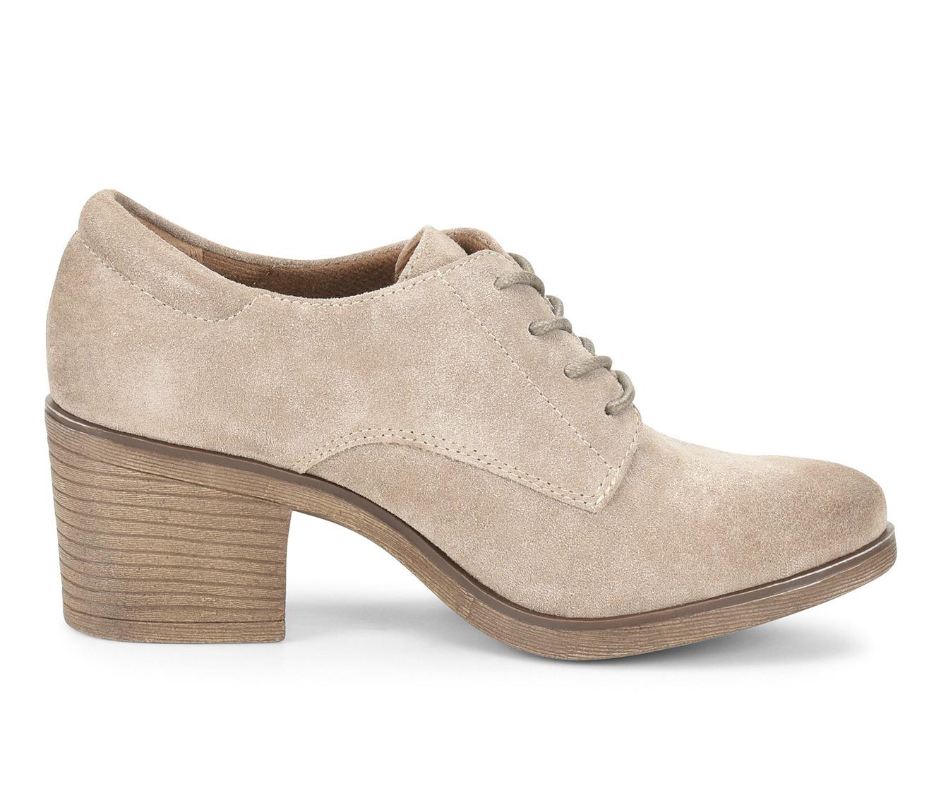 EuroSoft Jules Women's Shoe (Beige Suede)