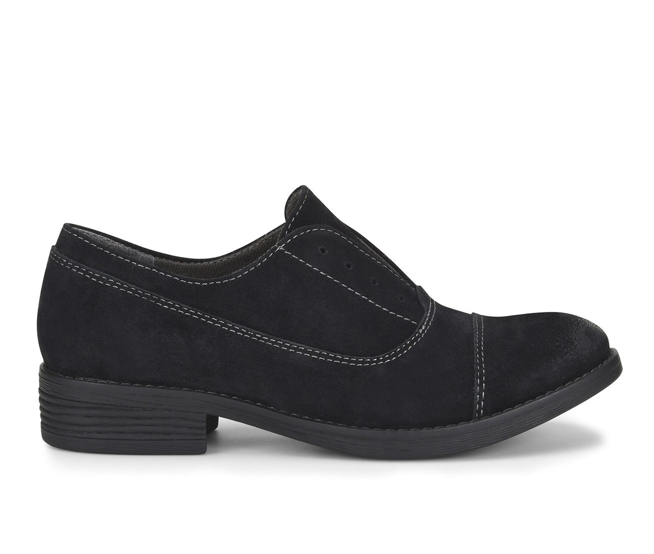 EuroSoft Tanya Women's Shoe (Black Suede)