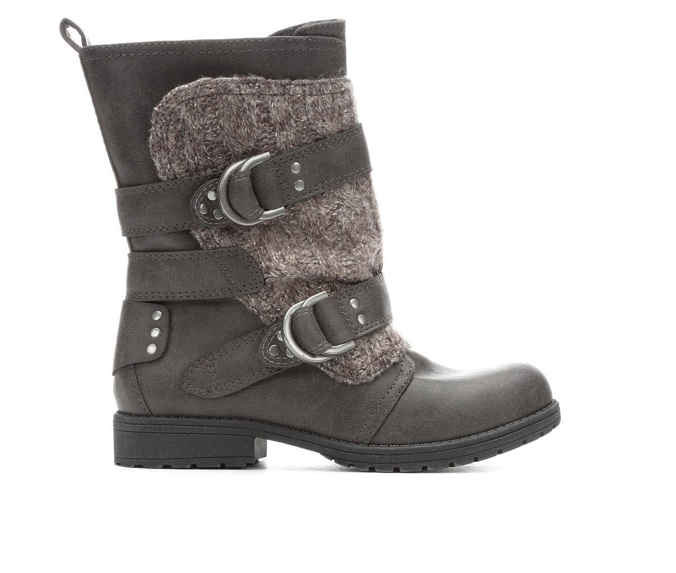 Sugar Justus Women's Boot (Gray Canvas)