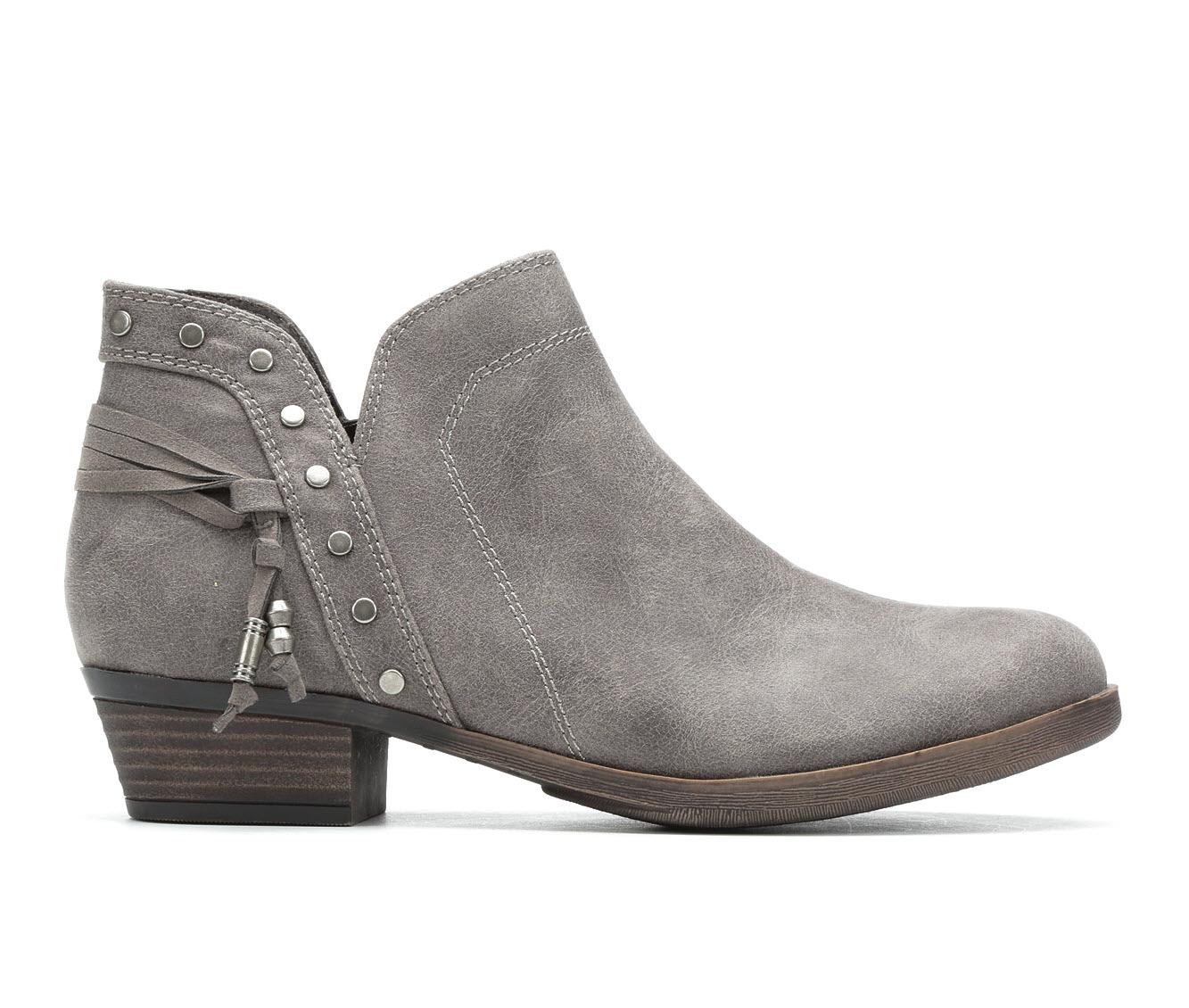 Sugar Tame Women's Boot (Gray Canvas)
