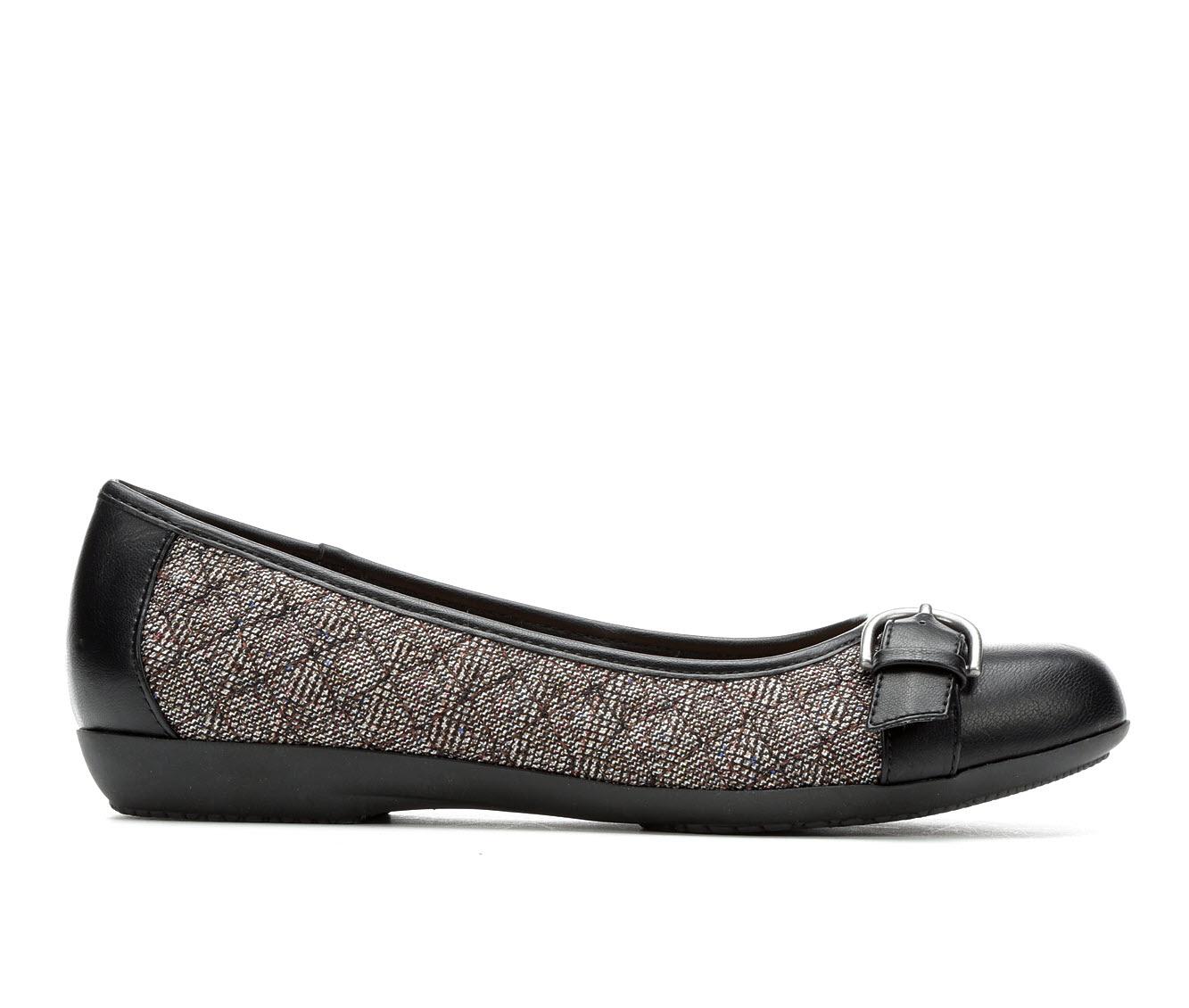 Solanz Chelsea Women's Shoe (Gray Canvas)