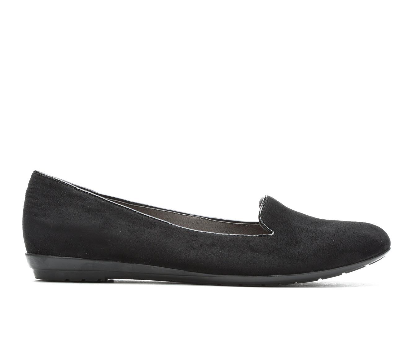 EuroSoft Bernia Women's Shoe (Black Suede)