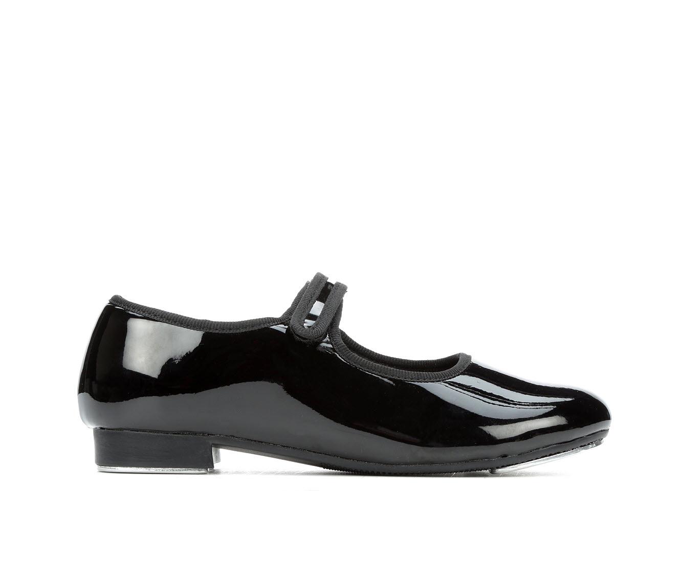 Dance Class Toddler & Little Kid Tap Children's Shoe (Black Toddler)