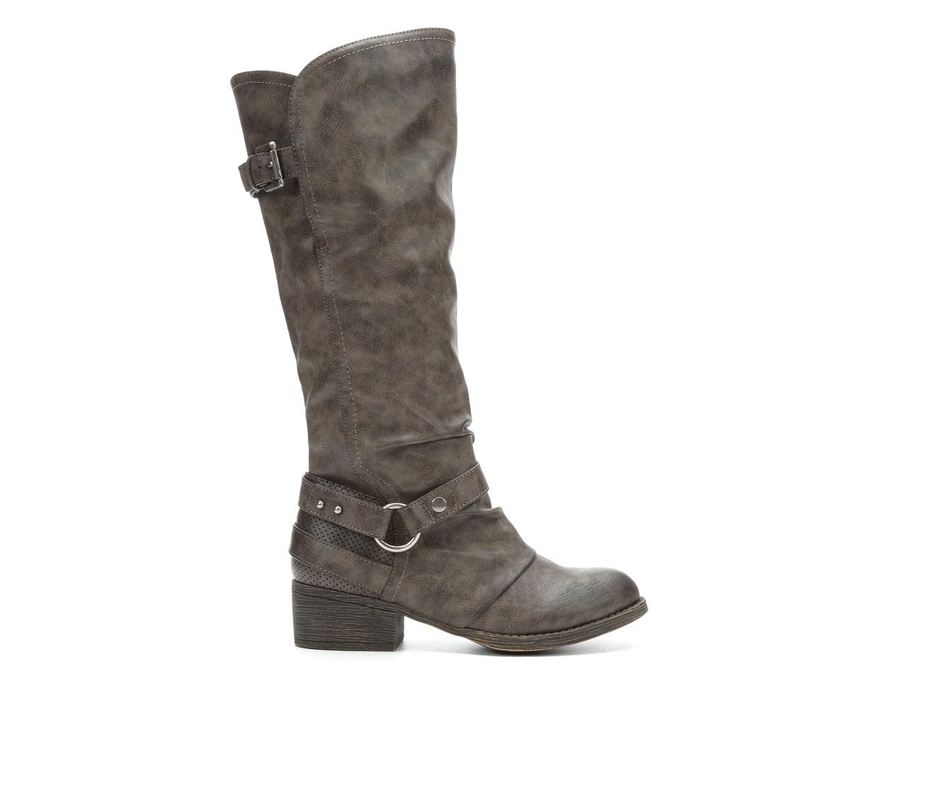 Sugar Danty Women's Boot (Gray Canvas)