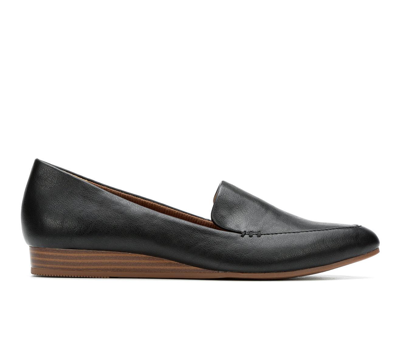 Vintage 7 Eight Laura Women's Shoe (Black Faux Leather)