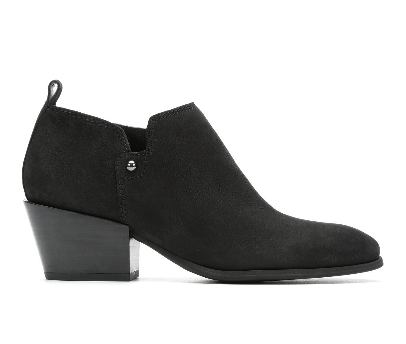 Franco Sarto Dani Women's Boot (Black Suede)