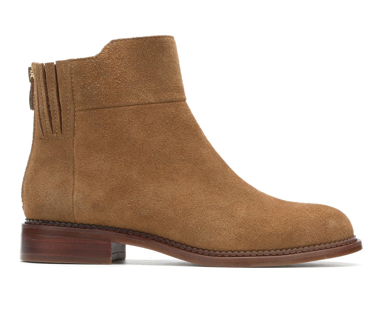 Franco Sarto Hawk Women's Boot (Brown Suede)