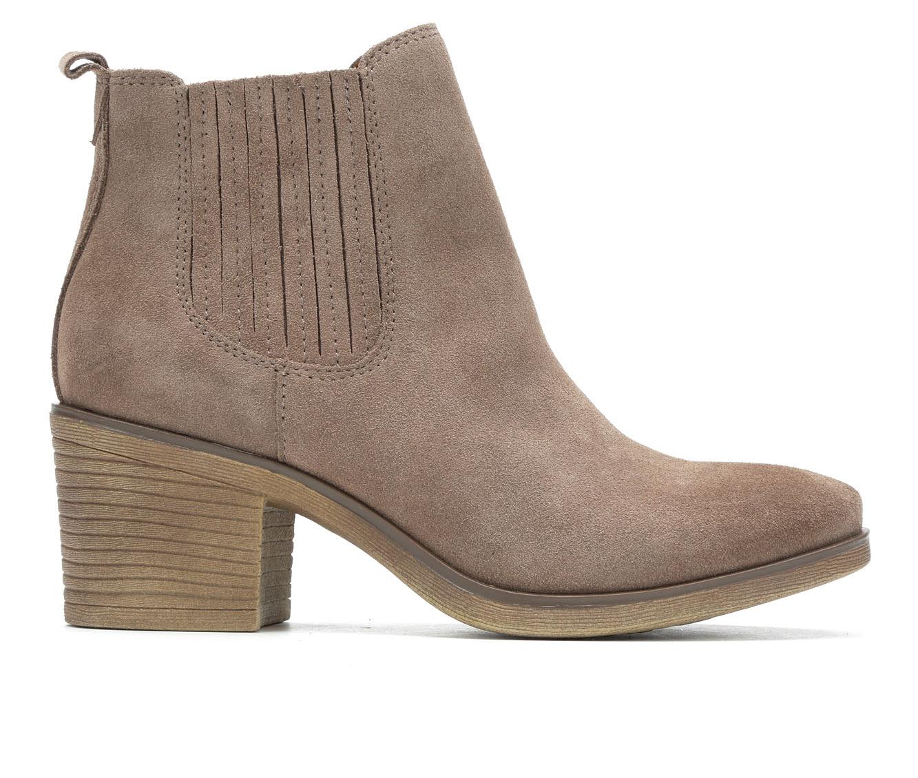 EuroSoft Jennica Women's Boots (Beige - Suede)