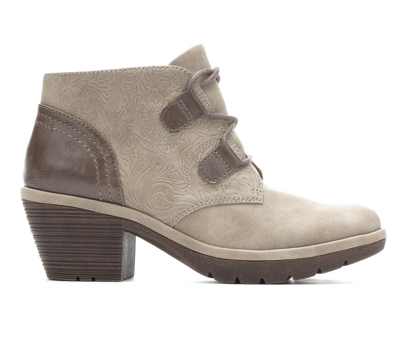 EuroSoft Talen Women's Boots (Gray - Faux Leather)