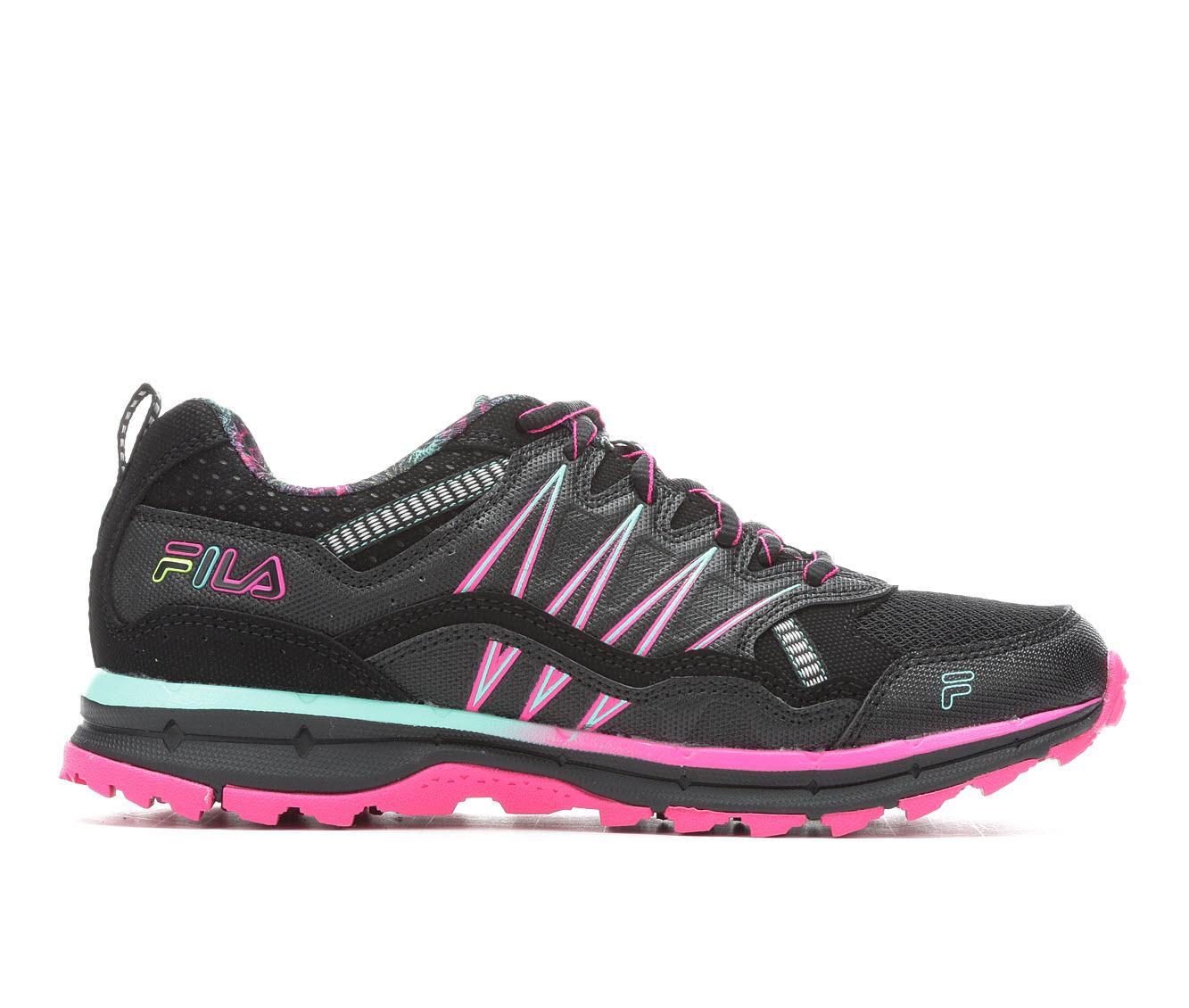 Fila Evergrand TR Evo Women's Athletic Shoe (Black)