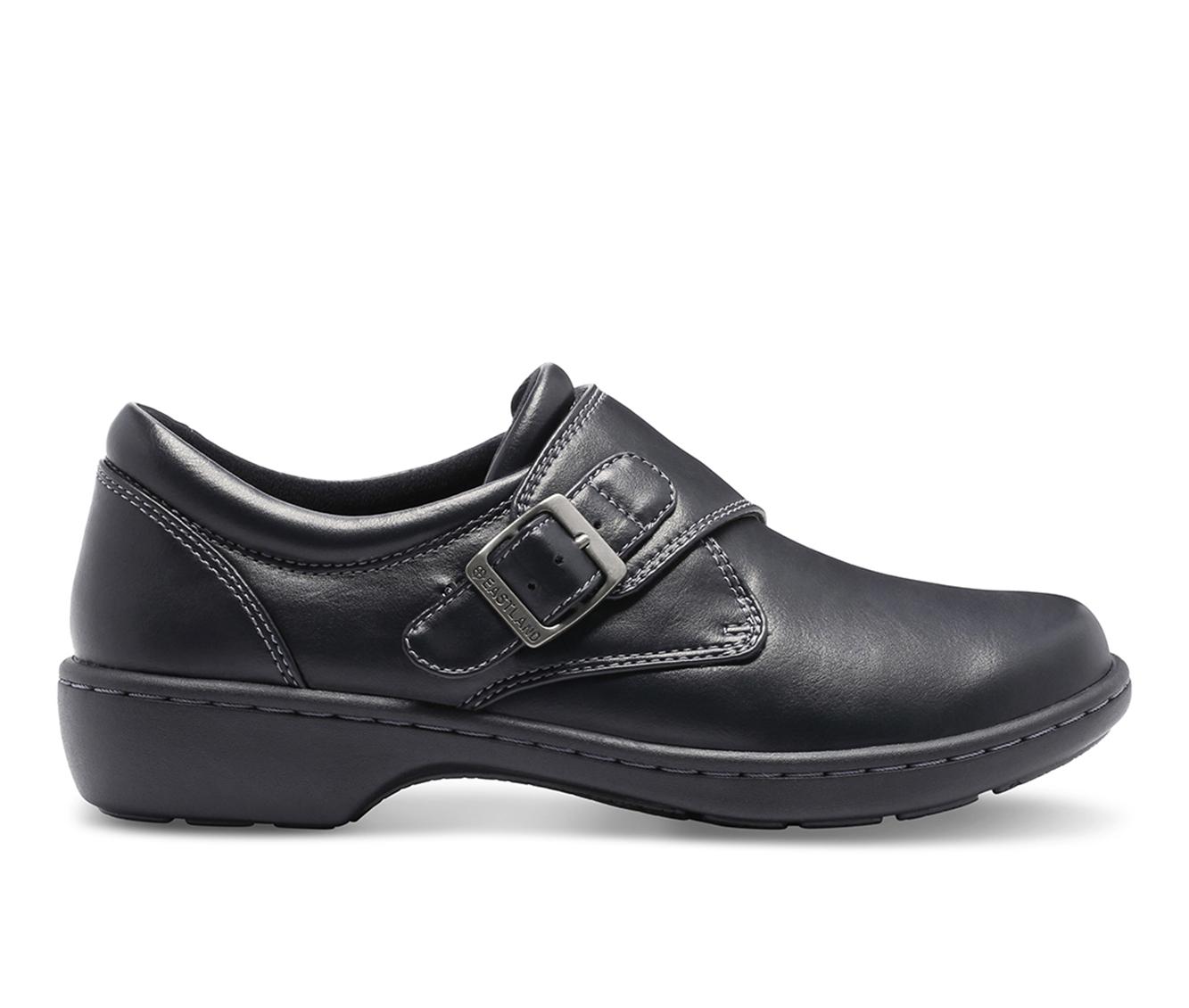 Eastland Sherri Women's Shoe (Black Leather)
