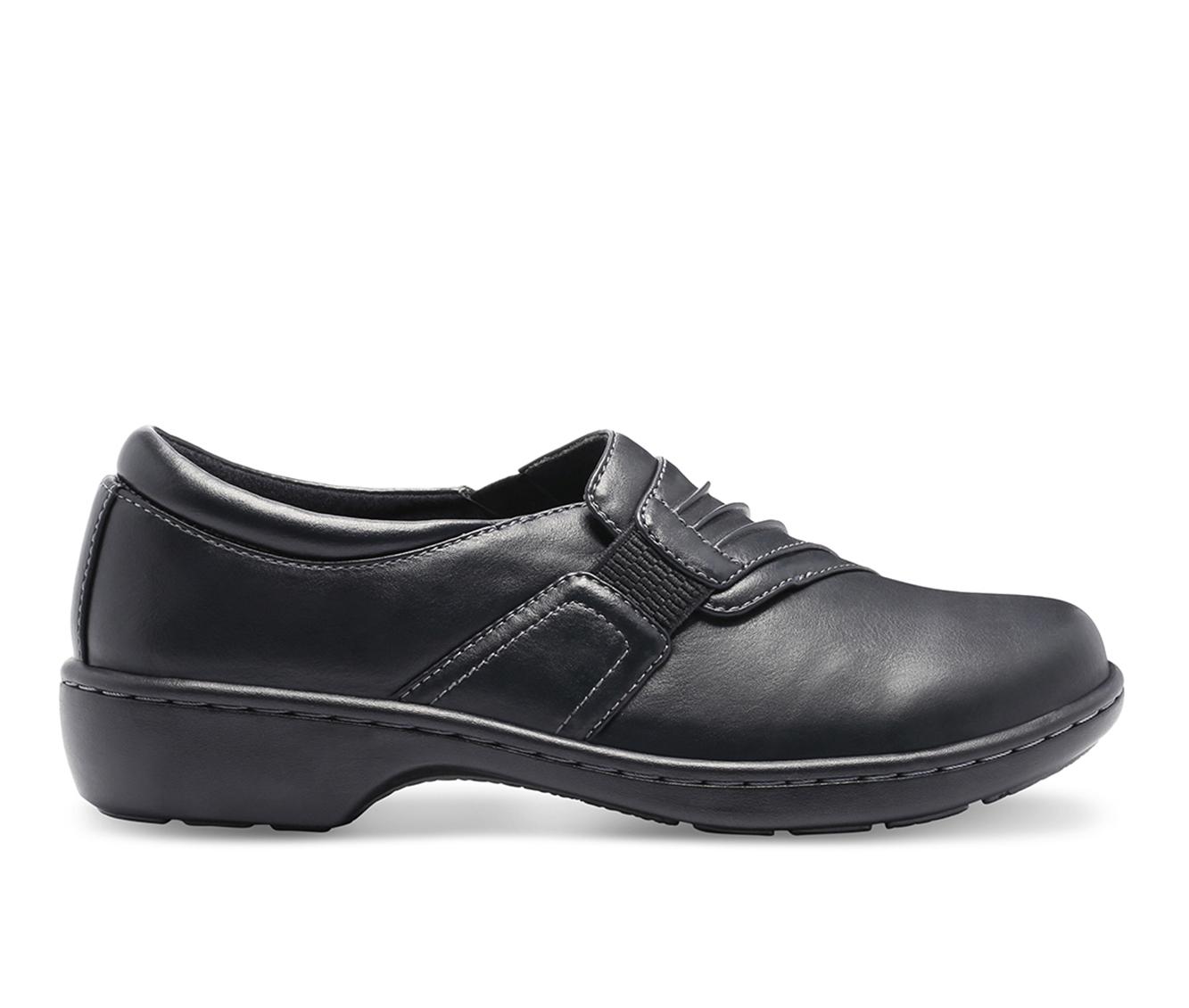 Eastland Piper Women's Shoe (Black Leather)