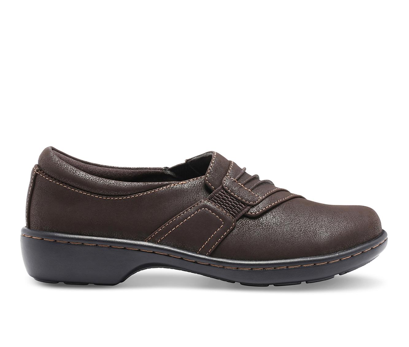 Eastland Piper Women's Shoe (Brown Leather)